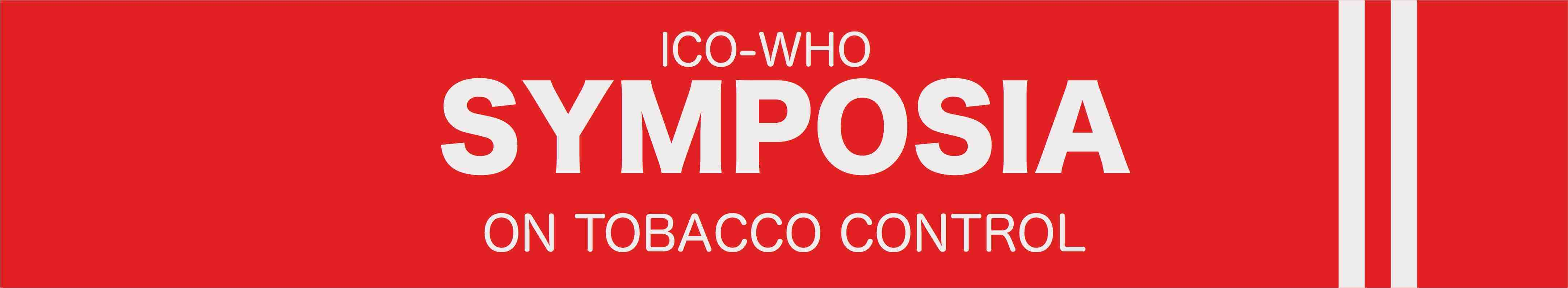 ICO-WHO SYMPOSIA